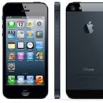 Apple Iphone 5 (CDMA (Unlocked)) - Black 64GB