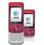 Sony Ericsson - W760a GSM (Unlocked) (RED)