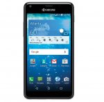 Cricket Wireless - Kyocera Hydro View 4G LTE with 8GB Black